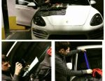 Autopainting. Car repair.