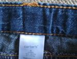 Jeans for toddler Carter's