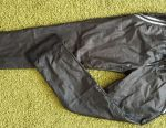 Pants leather
