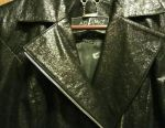 LUXURY FIRM LEATHER JACKET NEW