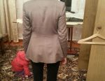 Fitted jacket, Italy