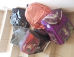Backpacks for school 6 pieces