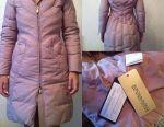Пуховик куртка жіночий новий зимовий Ermanno Cervin