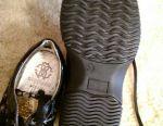 Δερμάτινα μπότες Roberto Cavalli