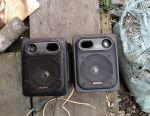 Speakers 10 watts