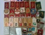 Значки спорт.коллекция