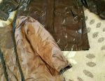 Jacket on the right + padding + hood p. 58-62