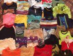 Φούτερ και μπλουζάκια από τη γέννηση μέχρι τα 12 χρόνια