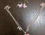 Chain + Earrings