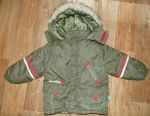 Куртка для мальчика 86-92см