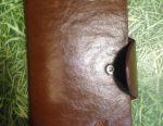 Purse leather