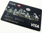 Flash Card Visa
