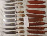 Uzbek Knife Pchak