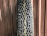Winter tires R14 185 65 Cordiant