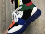 Colored high women's sneakers NGeale 37,38,39