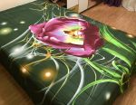 3D effect bedspread (new)