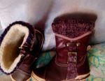 Μπότες για κορίτσια.