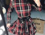 Kafesteki elbise