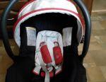 Car seat Brevi Smart Silverline