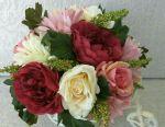 Flower arrangements for the interior
