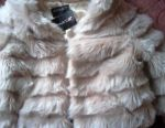 New fur coat
