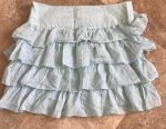 Skirt 46🌸🌺🌸Italy! Silk with cotton