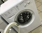 Washing machine Indesit narrowGuarantee.Delivery