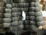 Fur coats and vests