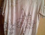 T-shirt blouse 50-54
