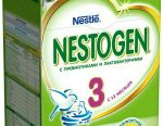 Milk mixture Nestozhen3