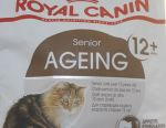 Dry food for cats over 12 years old. Royal Canin