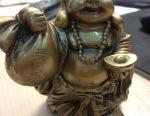 Buddha statuette. Polymer