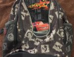 Backpack for a boy Cars