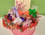 Подарок. Сладкая коробочка для сладкоежки