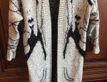 Coat cardigan spring