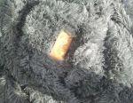 Pătură pălăria. Dimensiune euro 220x240 cm Culoare gri