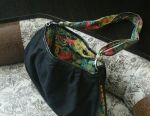 Κομψή τσάντα τζιν