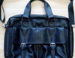 Bag din piele de înaltă calitate KEDDO de înaltă calitate 45x33x10 cm
