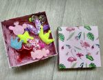 Hairpins σε κουτί τύπου 2 ιδέα δώρου