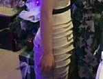 Шикарное платье bebe