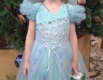 Festive elegant dress
