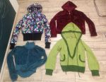 Jacket, sweater, jacket and olympia for the autumn