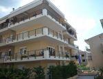 Third-floor apartment of 133,80 sq.m. land plot of