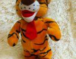 Tiger χορεύει και τραγουδάει