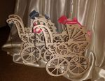 Strollers for wedding gatherings