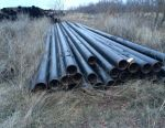 Pipes restored and stale 219х9