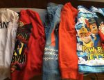 T-shirts used in excellent condition