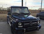 Mercedes-Benz G-Class, 2017