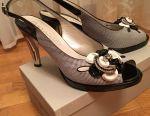 Sandaletler İtalya Accademia 40 beden