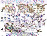 Swarovski Mix pastes 1440 pcs